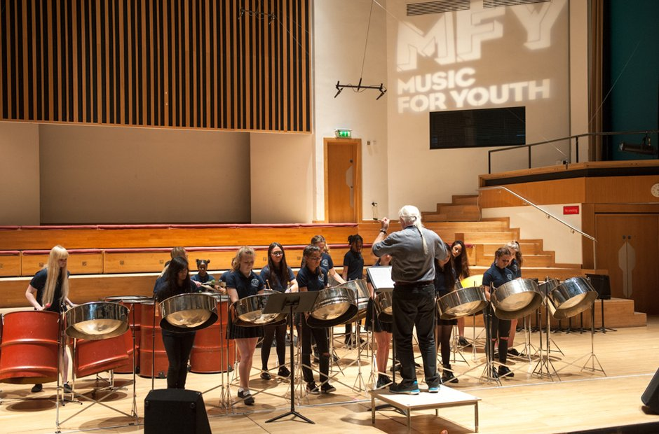 WSFG Year 11 Steel Band