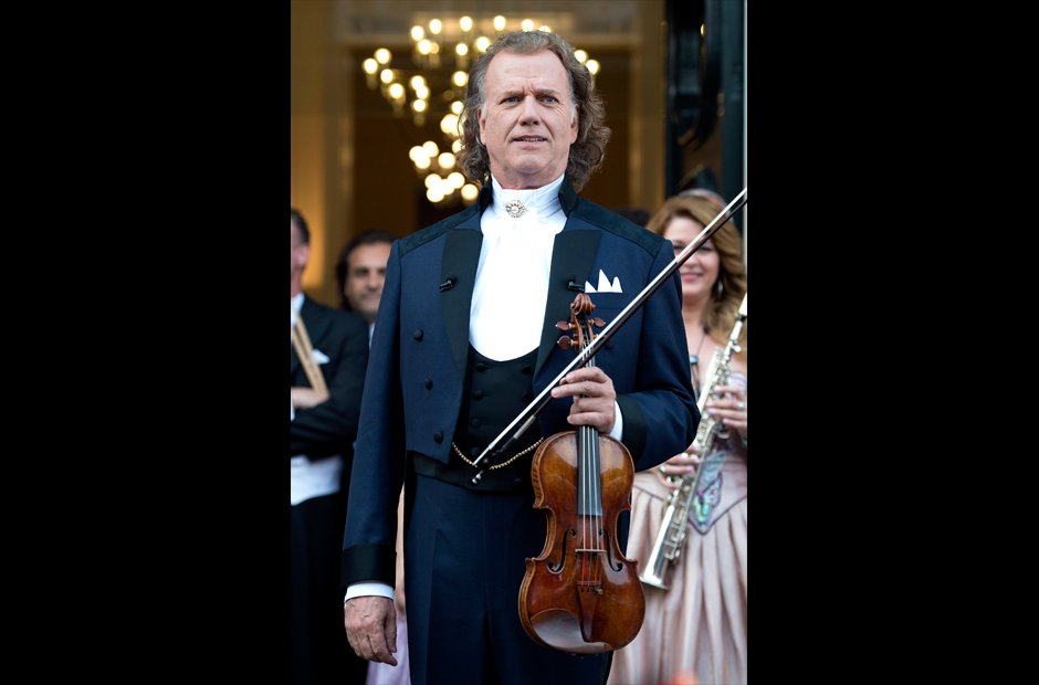 Andre Rieu in Maastrict 2015