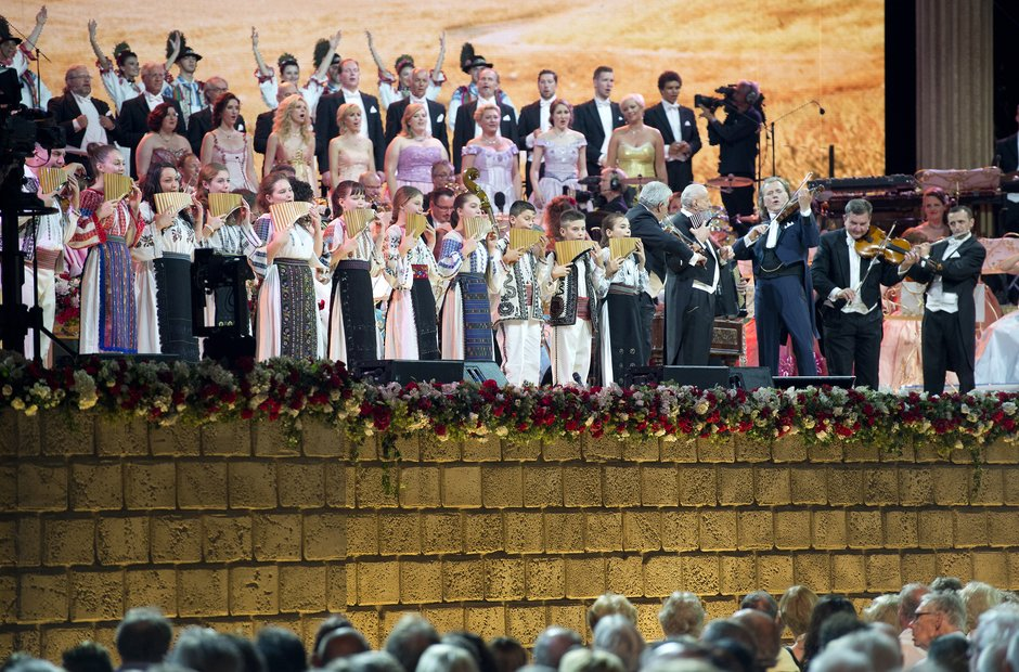 Andre Rieu in Maastricht 2015