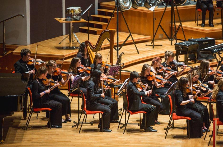 Berkshire Youth Symphony Orchestra