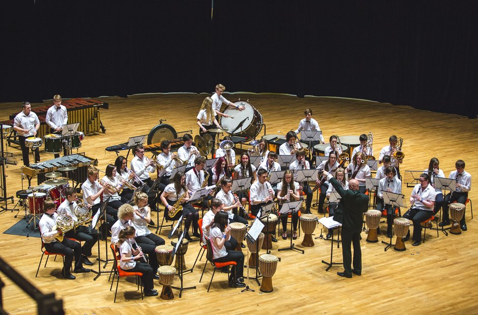 City of Hull Youth Symphonic Wind Band