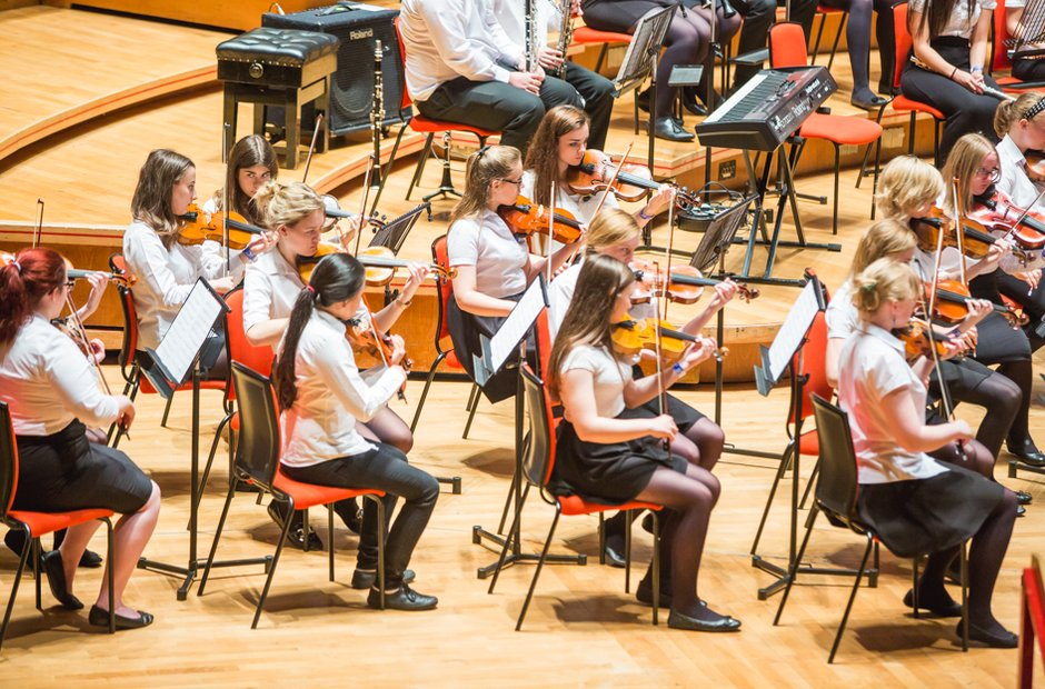 Greater Gwent Schools Orchestra