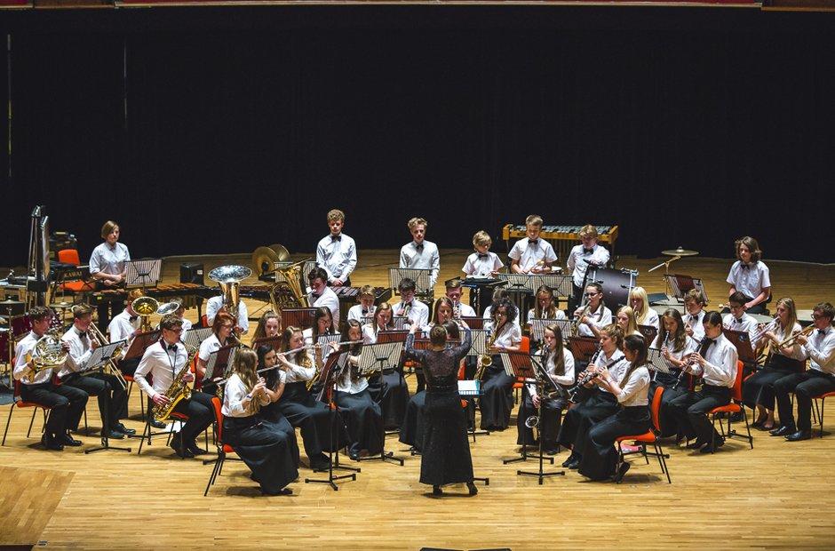 KMS CVMC Senior Wind Band