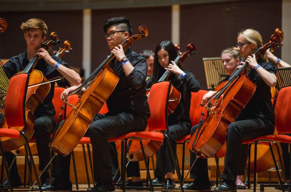 Milton Keynes Youth Orchestra