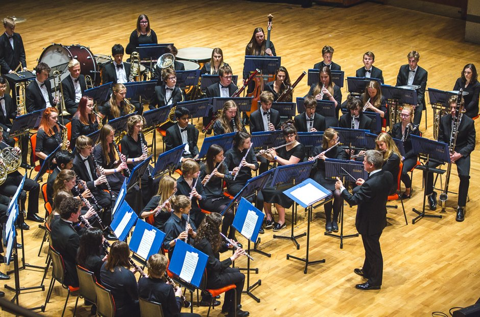 Northamptonshire County Youth Concert Band