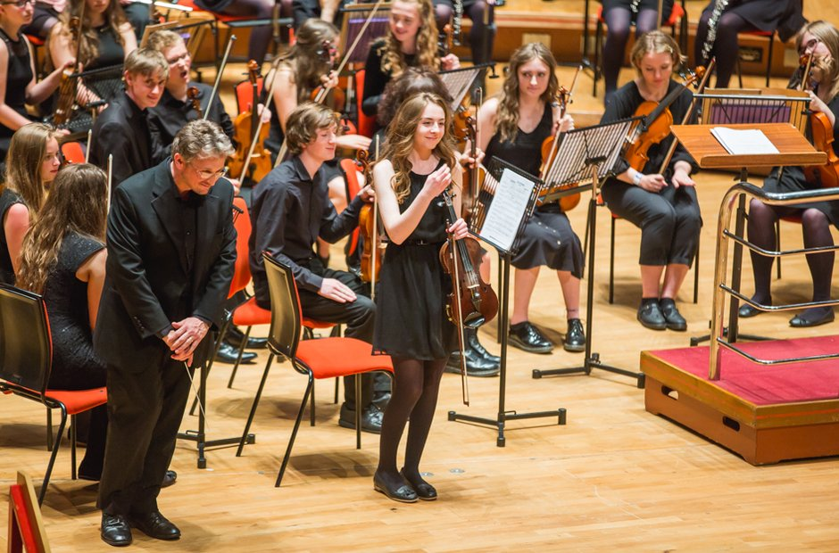 Oldham & Bury Youth Orchestra