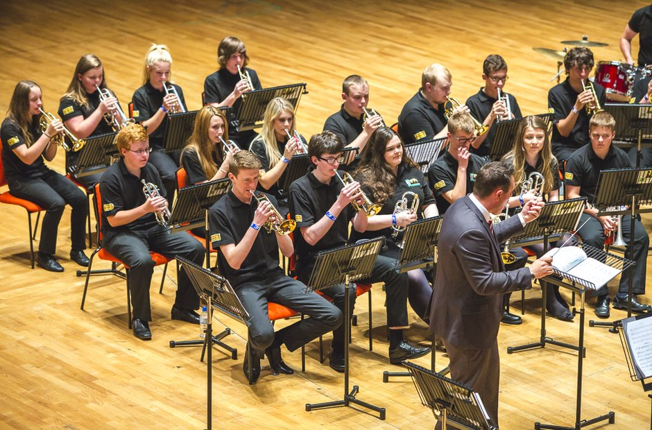 Pembrokeshire Schools' Brass Band