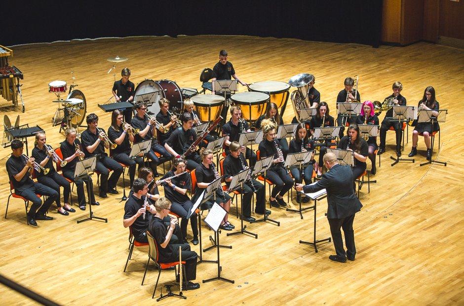SYM Senior Concert Band