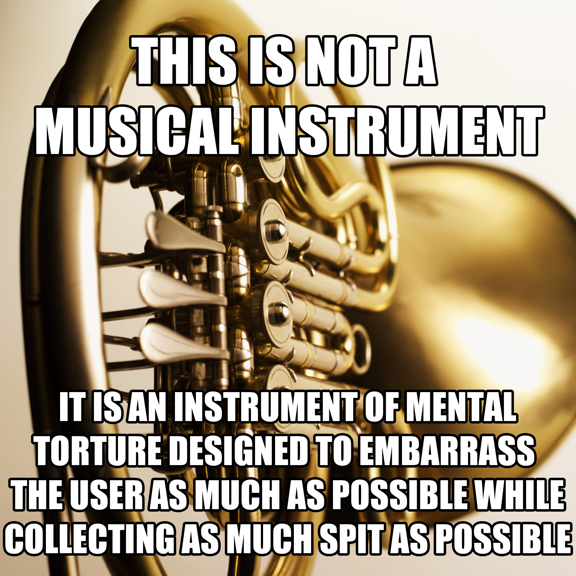 The 10 worst things about playing the french horn - Classic FM