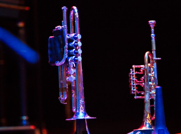 Alison Balsom's late-night Bristol Prom 2015