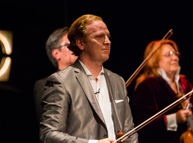 Daniel Hope at the Bristol Proms 2015