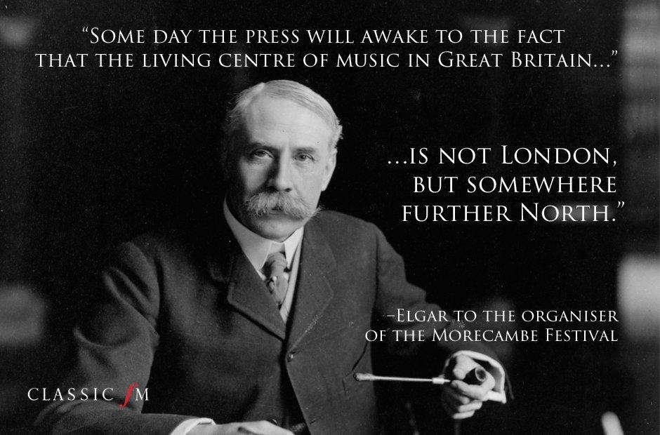 Elgar composer letter