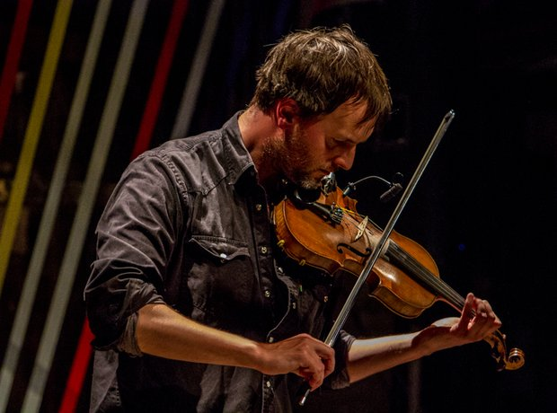 Jon Boden at the Bristol Proms