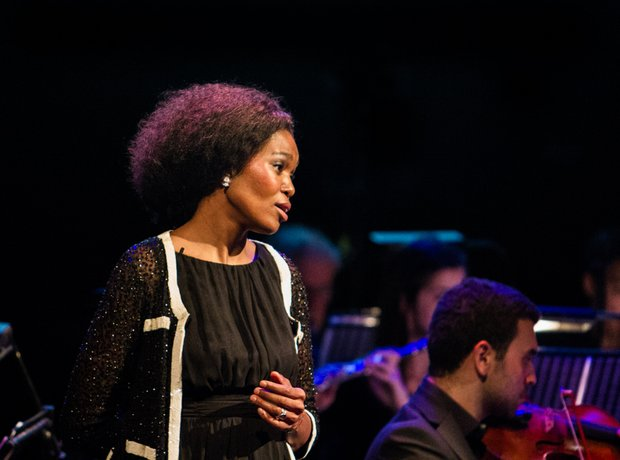 Pumeza: My Life in Song at the Bristol Proms 2015