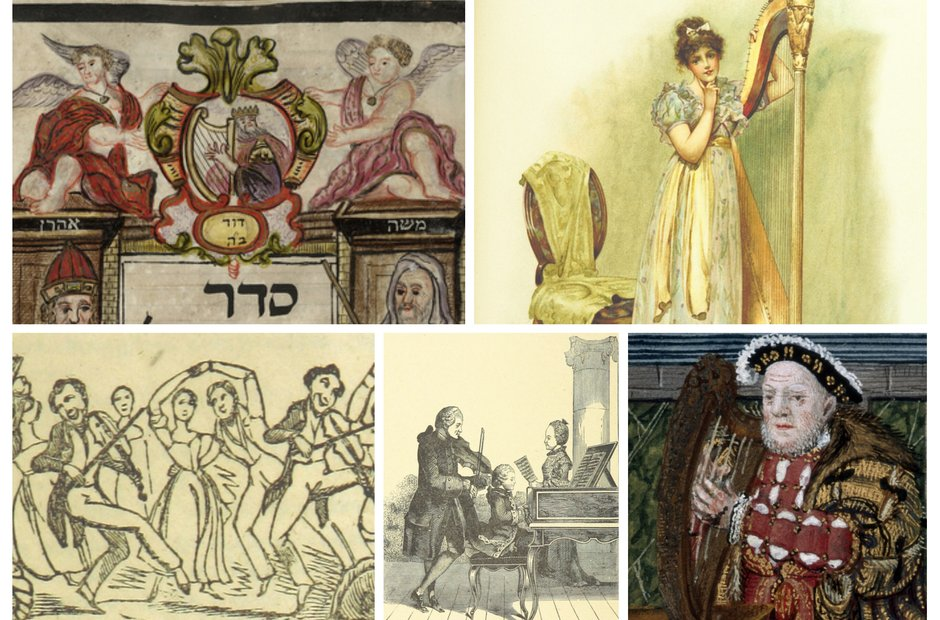 British Library mosaic