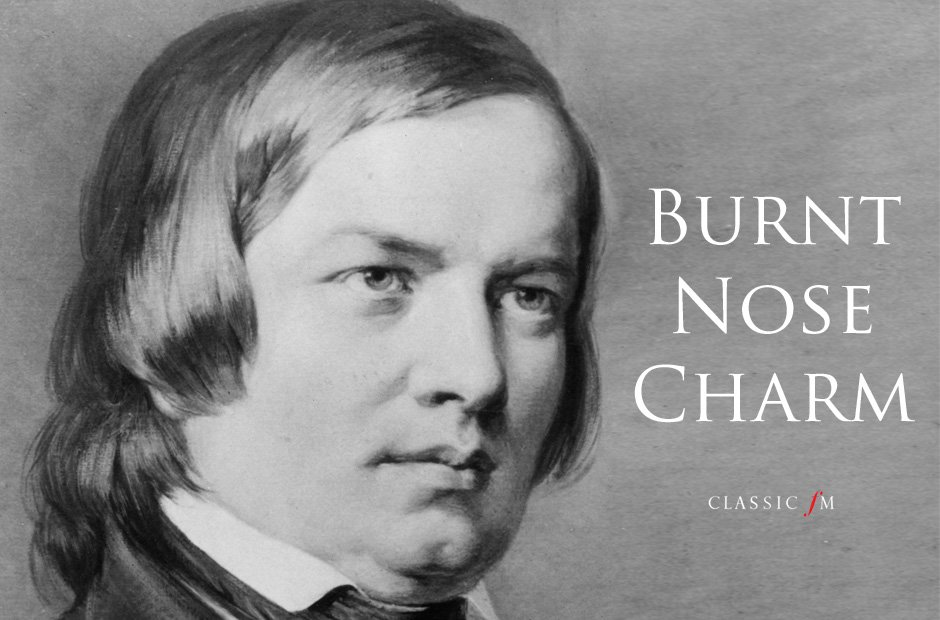 Robert Schumann anagram