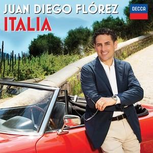 Juan Diego Florez Italy album