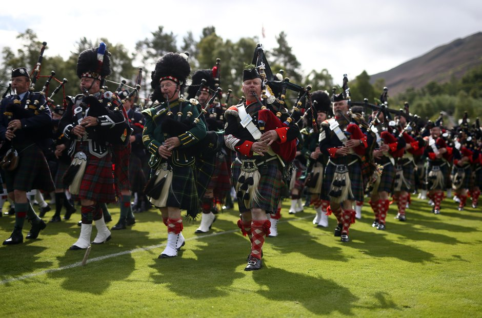 Royal Braemar Gathering