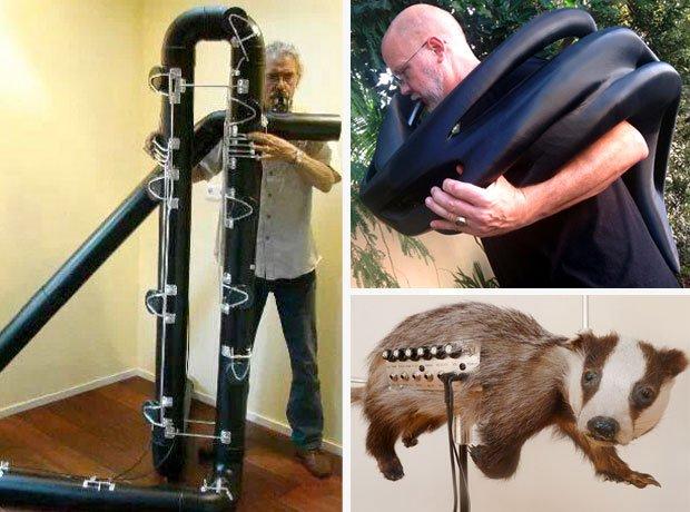 Weirdest instruments