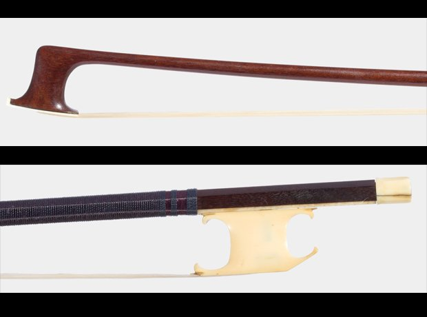 Nicolas Leonard Tourte bow from c.1775