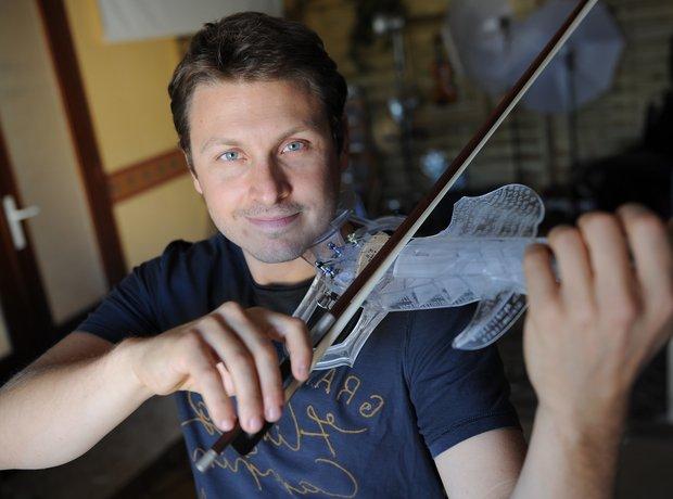 3Dvarius 3D-printed violin