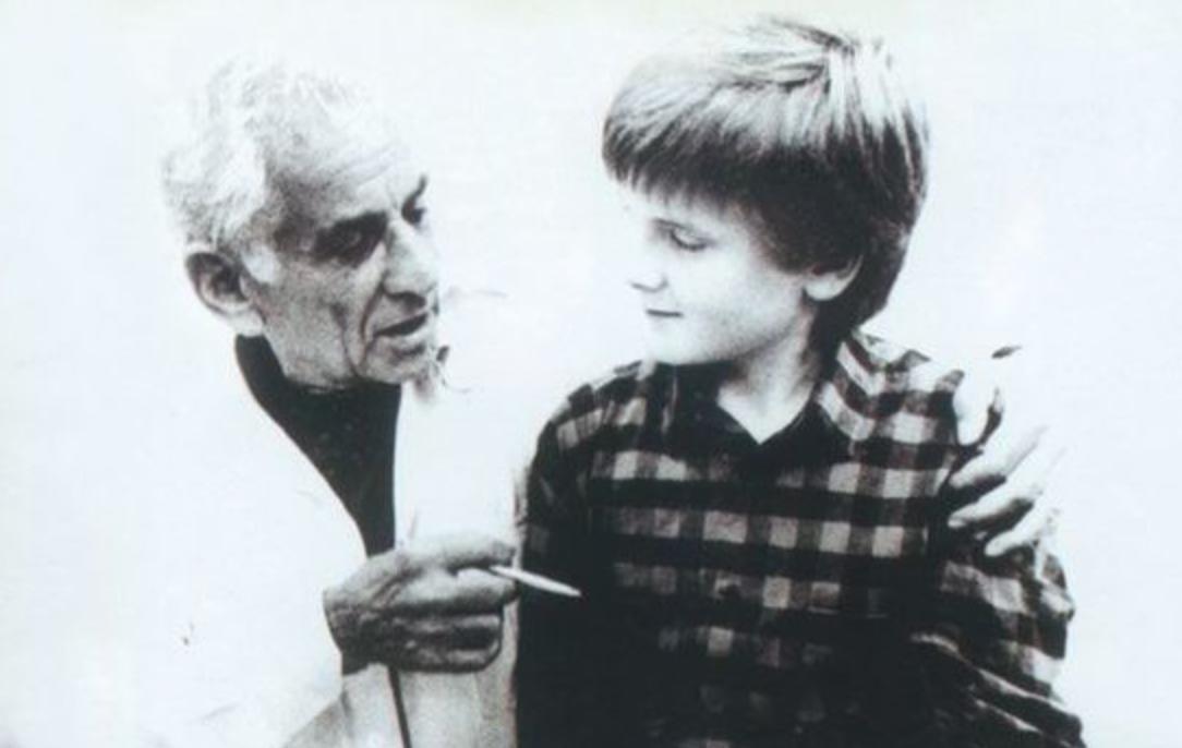 Aled Jones Leonard Bernstein