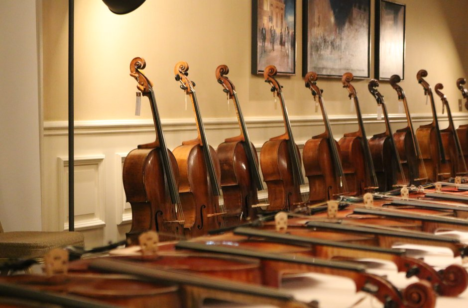 Amati exhibition