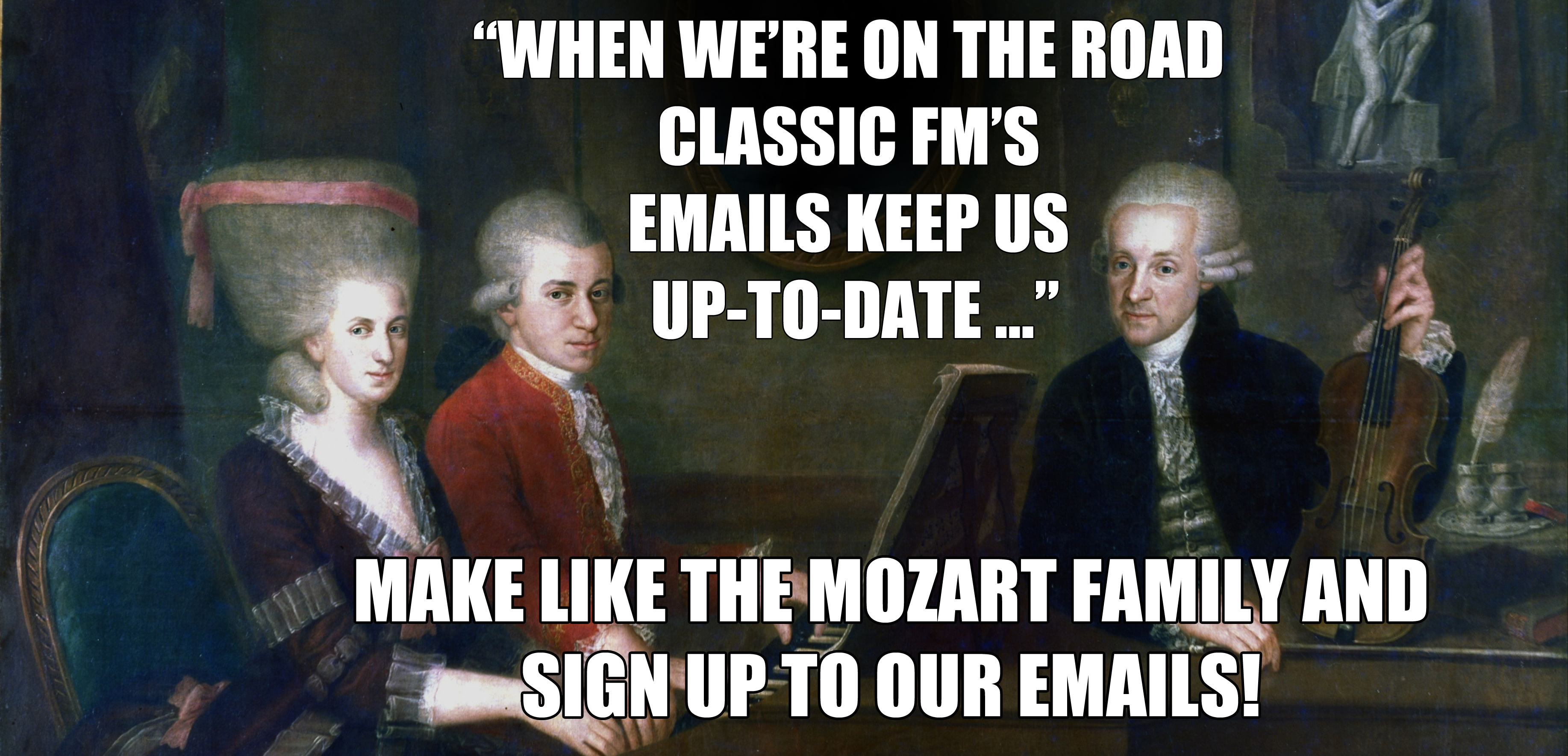 Mozart family CRM asset