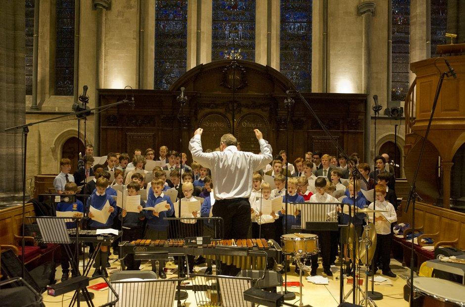 John Rutter 70th birthday concert