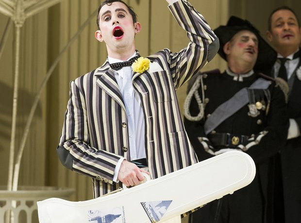 The Mikado at English National Opera.
