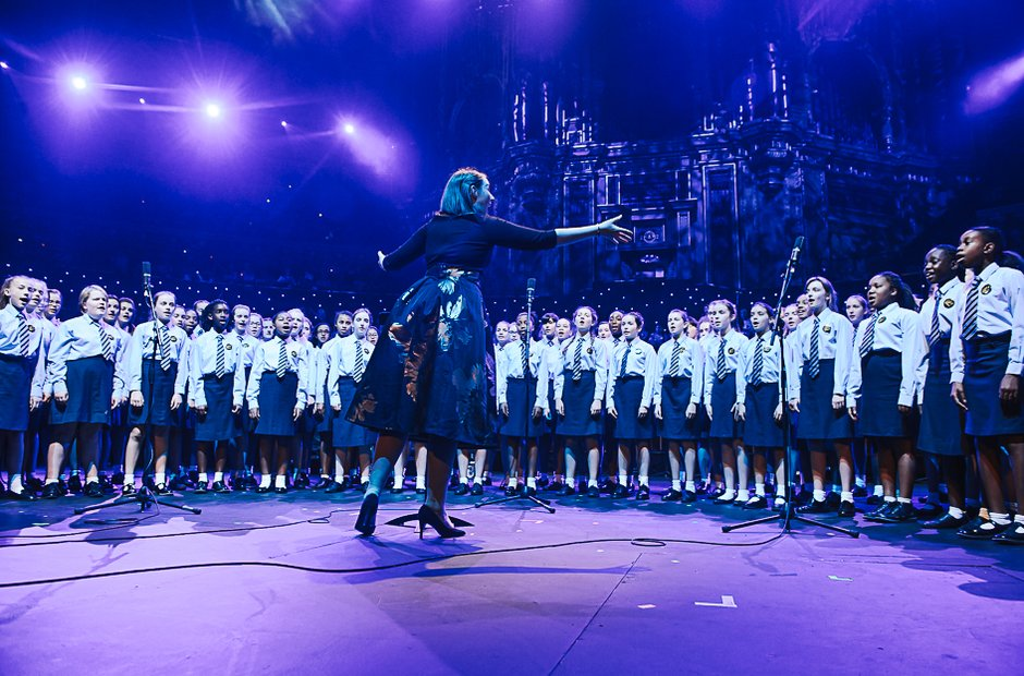 Coloma Junior Chamber Choir