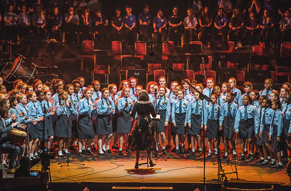 Coloma Junior Chamber Choir