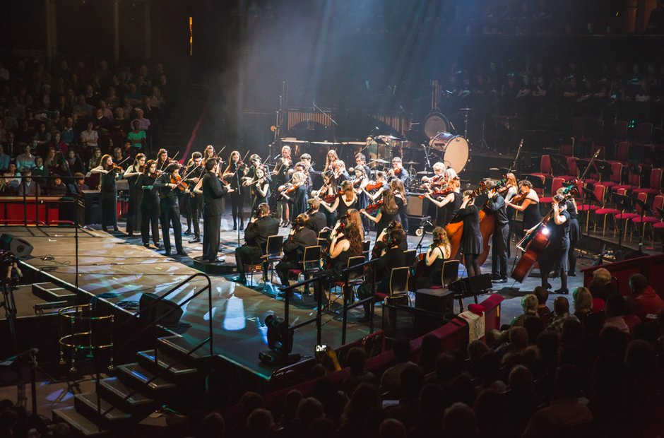 Peak District String Orchestra