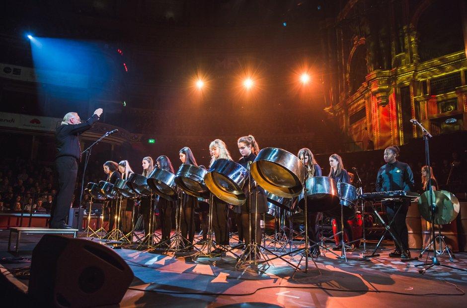 WSFG Year 11 Steel Band