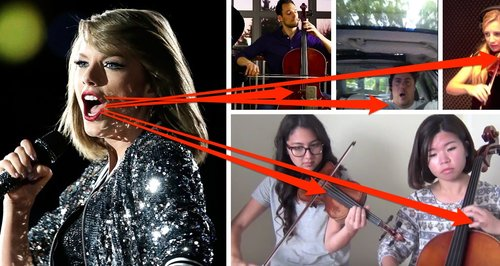 These are hands-down the 5 best classical covers of Taylor