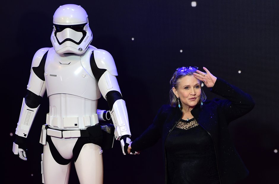 Star Wars: The Force Awakens - UK premiere