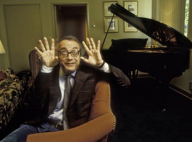 Alfred Brendel at 85: a piano legend in pictures - Classic FM