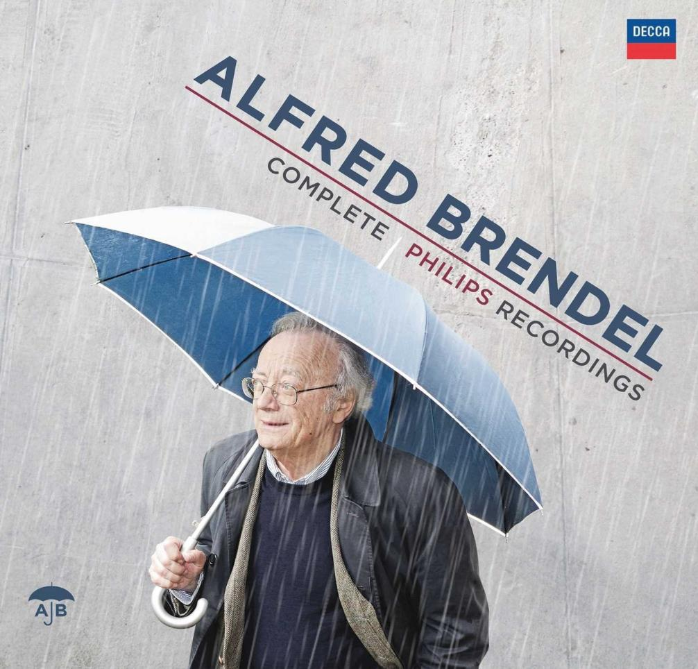 Alfred Brendel Complete Philips Recordings