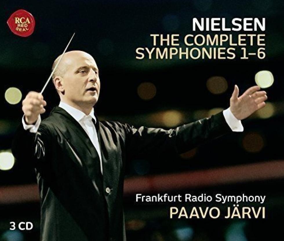 Nielsen Symphonies Jarvi