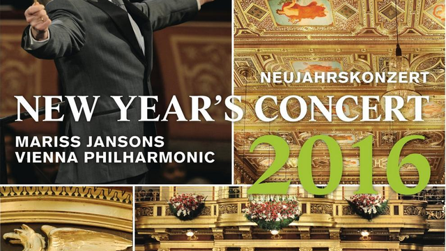 New Year's Concert 2016: Vienna Philharmonic/Mariss ...