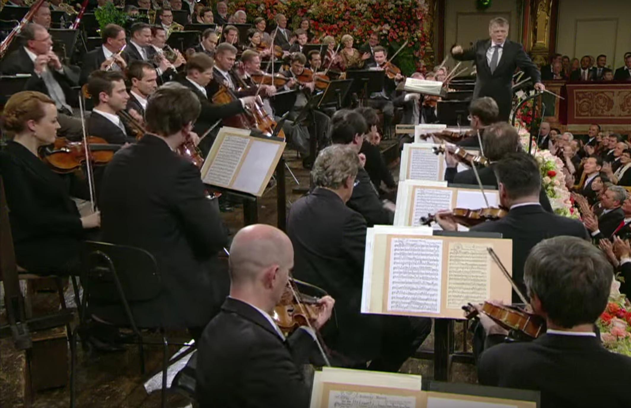 Vienna New Year's Eve Concert - Mariss Jansons