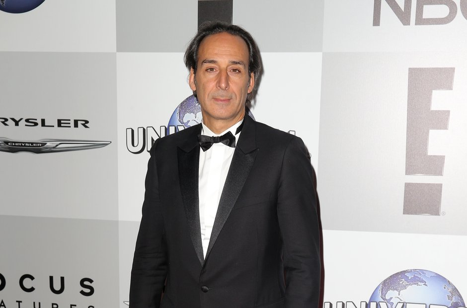 Alexandre Desplat NBC's '73rd Annual Golden Globe