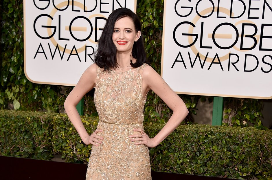 Eva Green Golden Globe Awards 2016