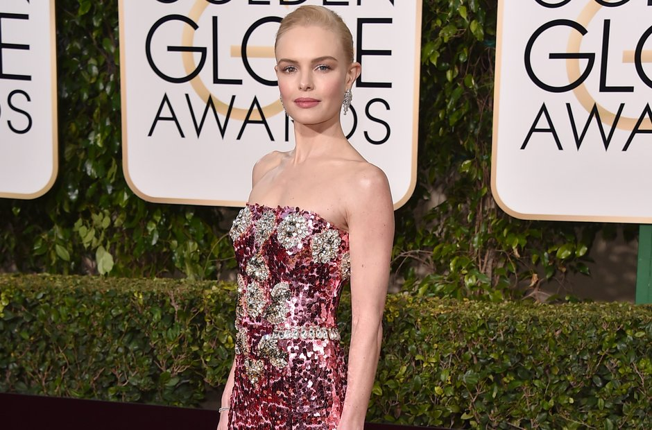Kate Bosworth at the Golden Global Awards 2016