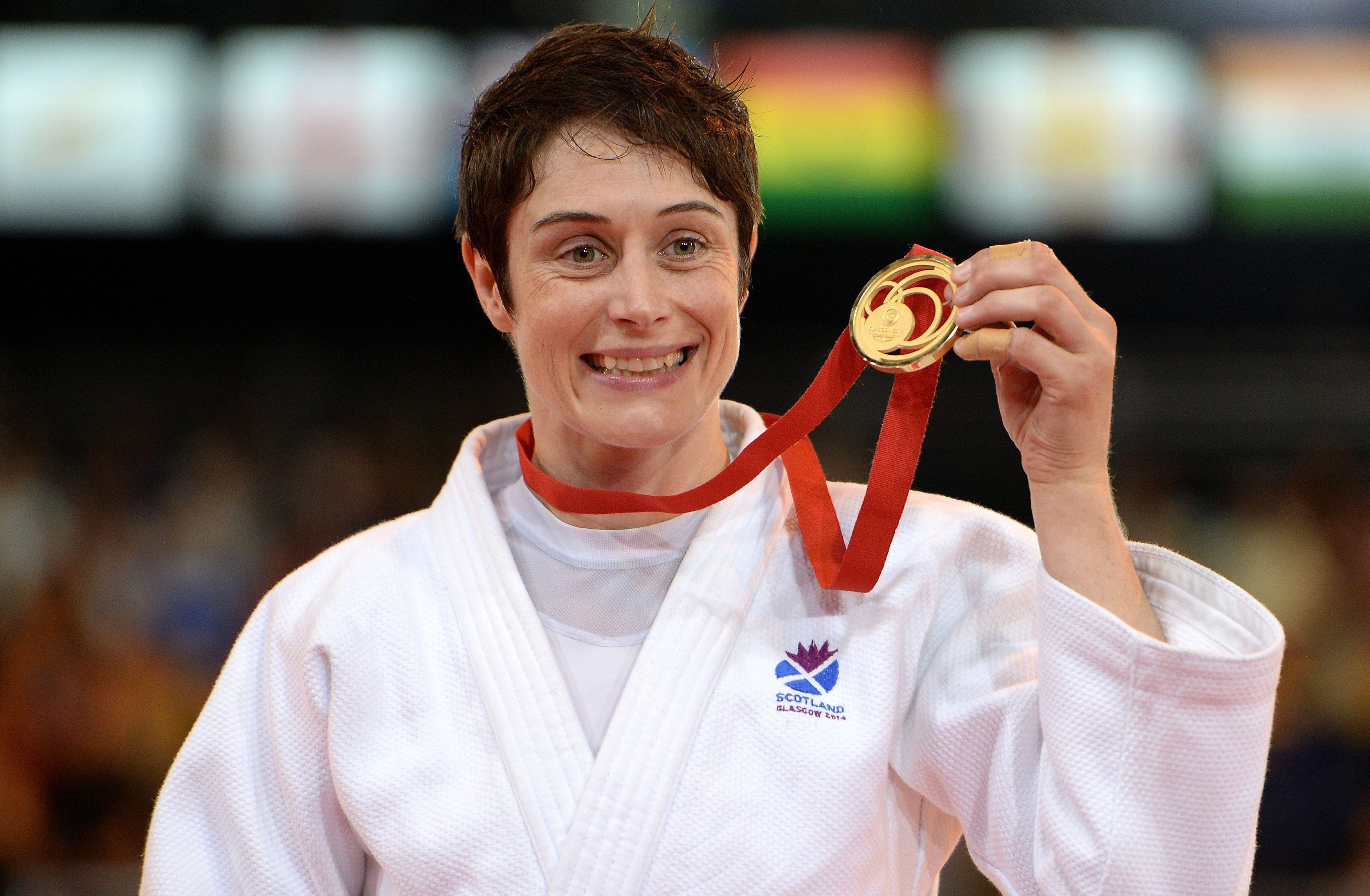Sarah Clark judo