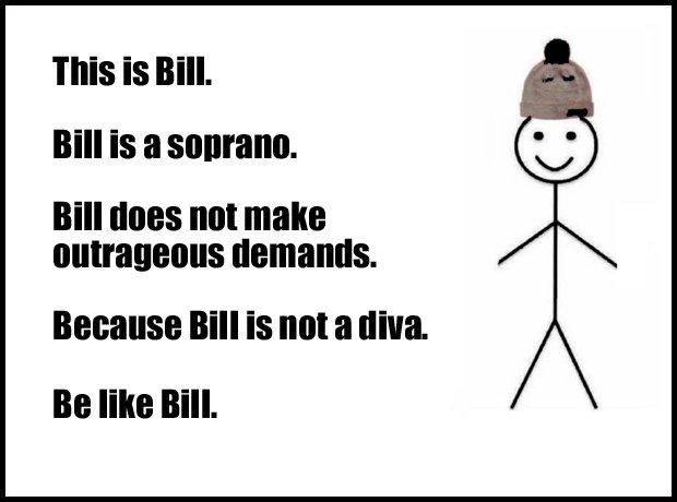 Be Like Bill the musician
