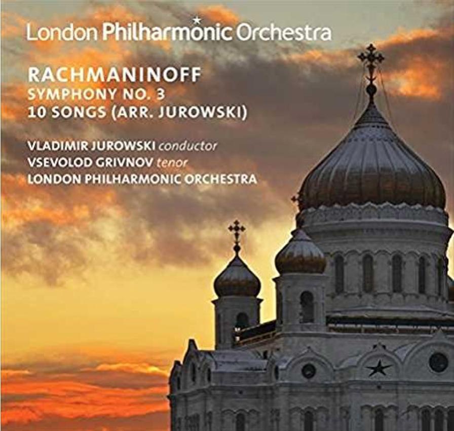 Rachmaninov Jurowski