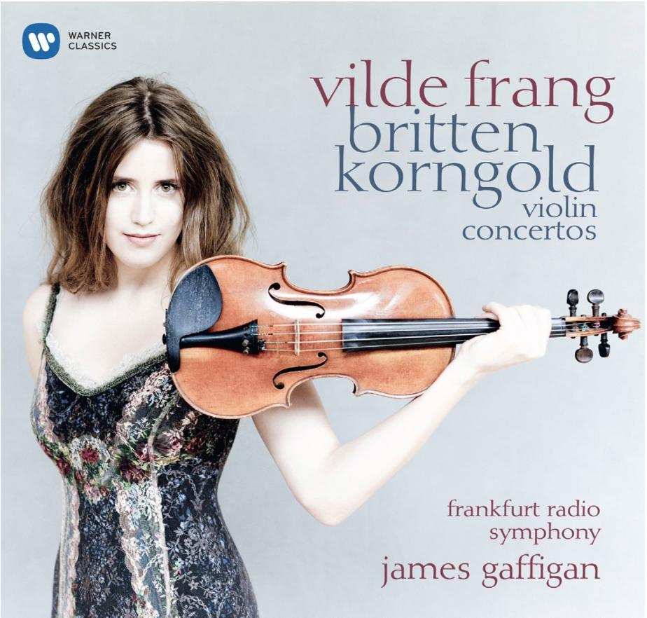 Vilde Frang Korngold Britten