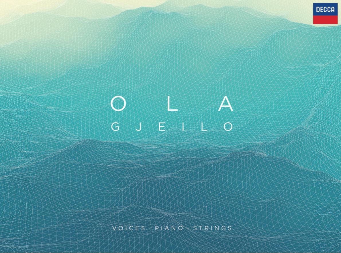 Ola Gjeilo Tenabrae new album