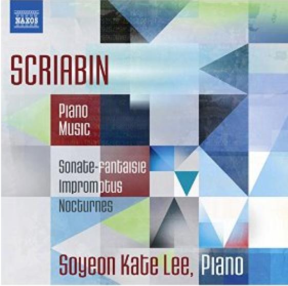 Scriabin Soyeon Kate Lee